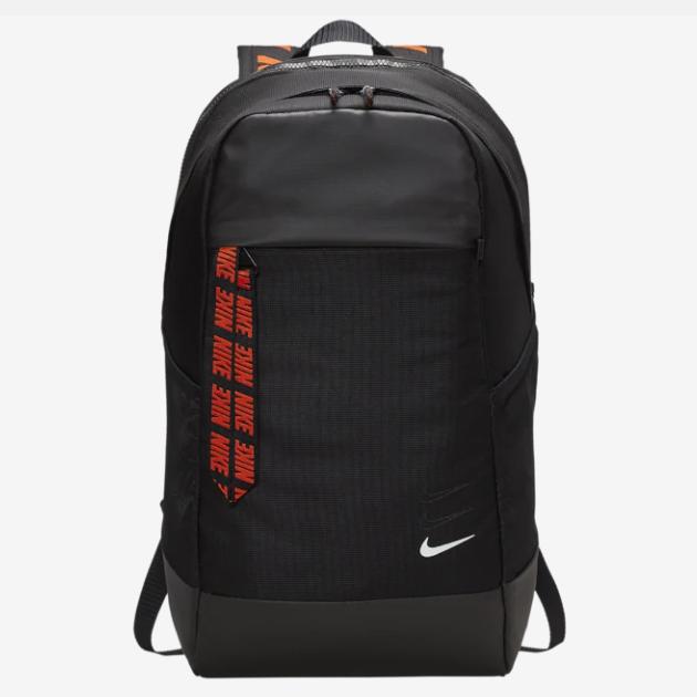 Nike Sportswear Essentials Unisex Black Backpack BA6143 010 Laptop Sleeve New