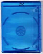 10 Premium Viva Elite Single Disc Blu-ray Cases - Holds 1 Disc