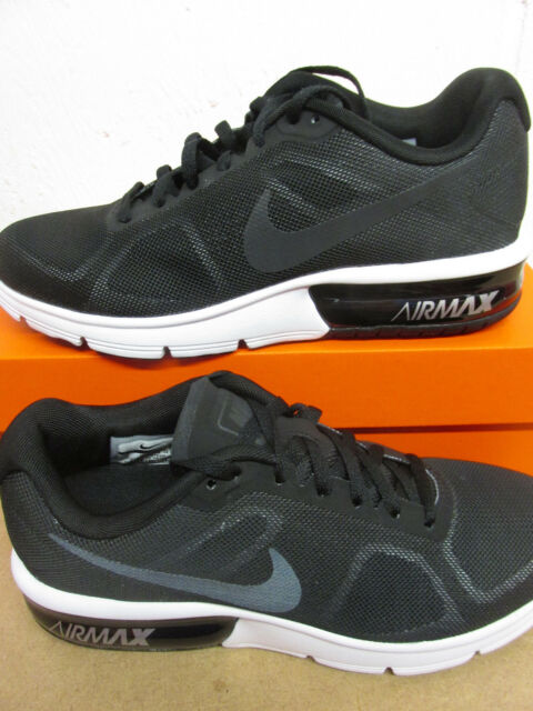 lowest price 3936f 1c31d Nike Womens Air MAx Sequent Running Trainers 719916 008 Sneakers Shoes