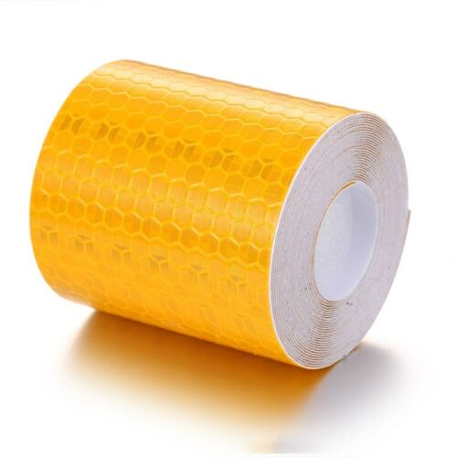 5cm*300cm Car Reflective Tape Decoration Stickers Car Warning Safety Reflection