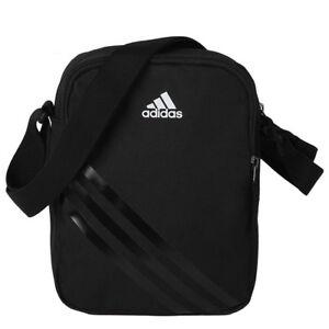 8074841b48f6 Adidas Cross Body Bag Shoulder Bag Messenger Bag Travel Passport Bag ...