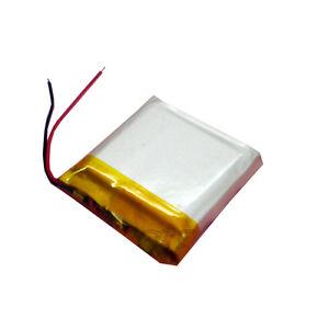 3 7v 500 mah li polymer rechargeable battery 063030 for pda bluetooth mp3 mp4 737590401893 ebay. Black Bedroom Furniture Sets. Home Design Ideas