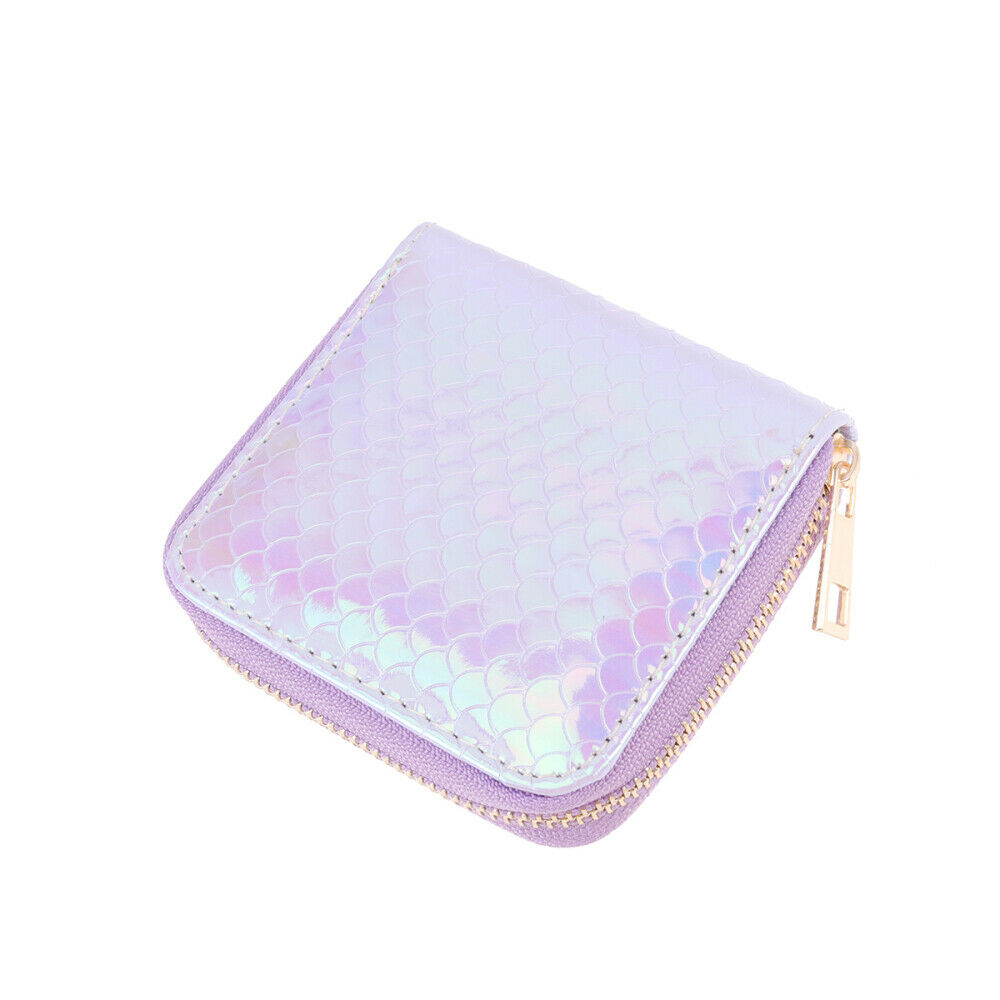 1pc Wallet Fashion Trendy Zippered Pouch Coin Purse Wallet for Ladies Girls