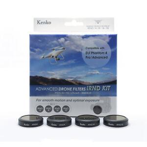 Kenko-Drone-Camera-Filter-Kit-for-DJI-Phantom-4-PRO-Advance-IRND-ND4-8-16-32