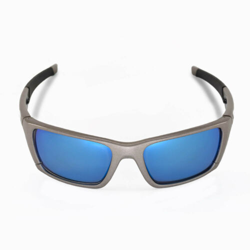 f382406361 4 of 5 New Walleva Polarized Ice Blue Replacement Lenses For Oakley Jury  Sunglasses