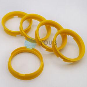 1 x anilla anillo distanciador llantas de aluminio a701601 70,1-60,1 mm AEZ-nuevo