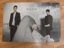 M-BLAQ - MIRROR : 8TH MINI ALBUM [ORIGINAL POSTER] *NEW* K-POP MBLAQ