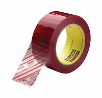 Scotch Printed Message Check Seal Before Accepting Box Sealing ... Free Shipping