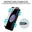 PROTECTOR-Pantalla-CURVO-Samsung-GALAXY-S7-S8-S9-S7-EDGE-S8-PLUS-S9-PLUS-A5-A8 miniatura 2