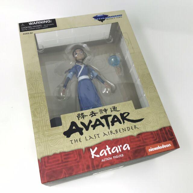 Diamond Select Avatar the Last Airbender série 1 Aang Figure Pré Commande