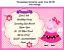 Peppa Pig Personalised Birthday Party Invitation Card Free Postage