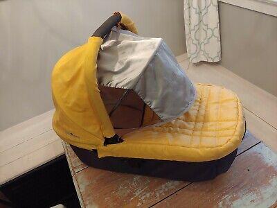 Maya Yellow UPPAbaby Carry Cot