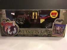 1/18 ERTL AMERICAN MUSCLE THE MUNSTERS TV SHOW MUNSTER KOACH BLACK