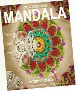 Adult-Coloring-Book-Mandala-50-Mandalas-Intricately-Drawn-for-Full
