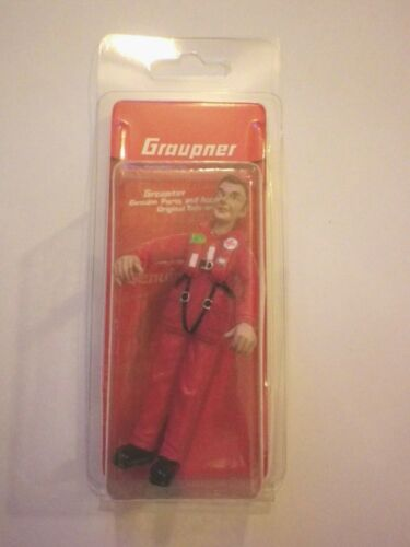 Figurine GRAUPNER Foreman debout pour pont 1:20 #375.16