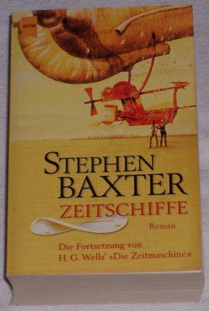ZEITSCHIFFE, Stephen Baxter, TB