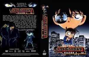 ANIME-DVD-Detective-Conan-Season-6-10-English-sub-amp-All-region-FREE-GIFT