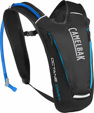 Camelbak Octane Dart Running Rucksack 1141001900 Black/Atomic Blue NEW