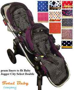 Buggy liner fit to Baby Jogger City Mini Lite