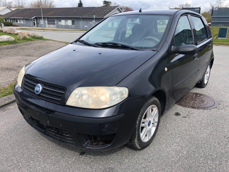 Fiat Punto 1,2 8V Ciao 5d - 9.900 kr.