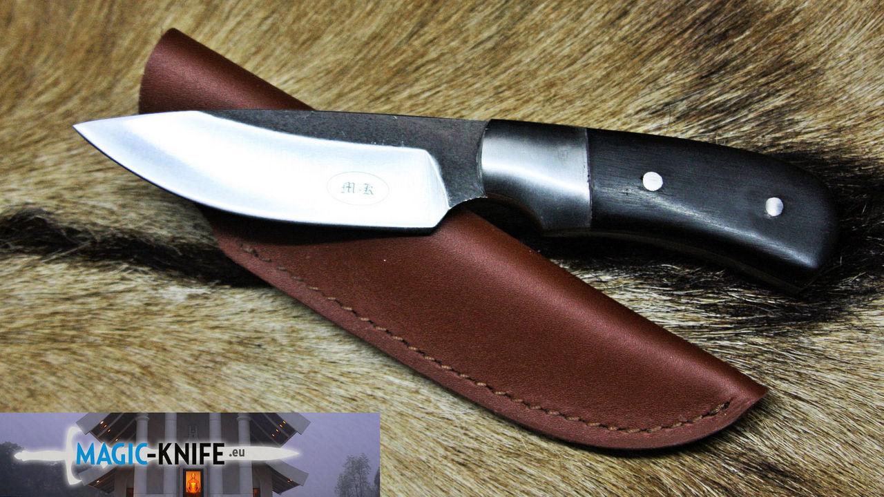 Magic-Knife Federstahl Jagdmesser Taschenmesser Messer Handarbeit NEU  | Verkauf Online-Shop