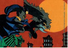 BATMAN ANIMATED SERIES 2 VINYL MINI-CEL CARD 3