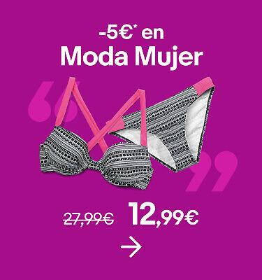 -5€* en Moda Mujer