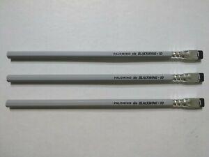PALOMINO-BLACKWING-10-3Pencils-Set-10-3pcs-Limited-Edition-Journalism
