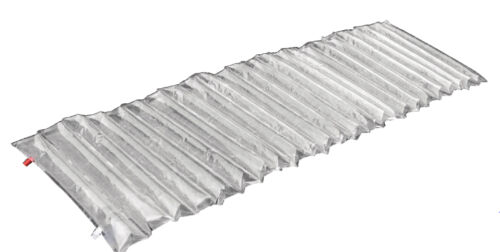 Camping Backpacker Air Matelas Gonflable Tapis Lit Sleeping Pad avec pompe à main tente