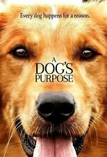 BRAND NEW- A Dog's Purpose (DVD 2017) *COMEDY*DRAMA SHIPPING NOW