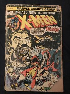X-MEN-94-1975-KEY-ISSUE-New-X-Men-begin-Low-grade-reader-but-complete