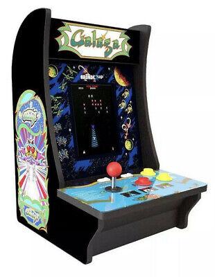 Arcade1Up Galaga Galaxian Counter-Cade Countertop Arcade ...