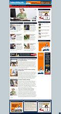 Freelance Writing Website Blog Affiliates New Domain Hosting