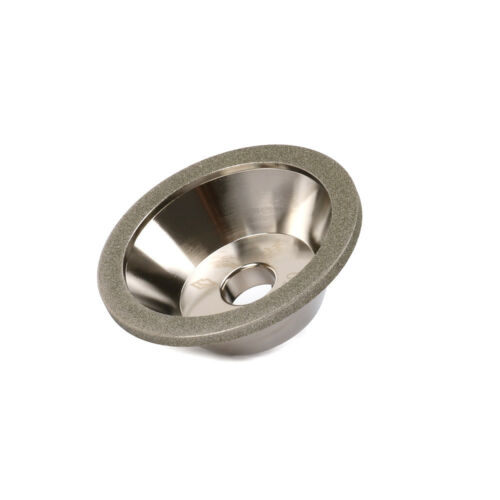 """4/"""" Diamond Grinding Wheel Cup Abrasive Tool for Carbide Alloy Grinder 4//5/"""" Bore"""