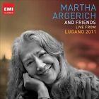 Martha Argerich and Friends: Live from Lugano 2011 (CD, May-2012, 3 Discs, EMI Classics)