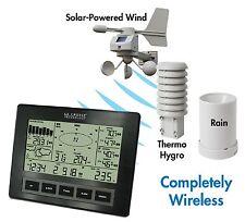 C84612 La Crosse Technology Wireless Professional Weather Station with Gateway