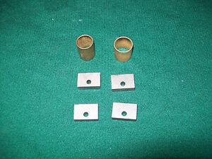 IH-Farmall-C60-Cub-Low-Lo-Boy-Delco-Starter-Repair-Kit-6-Volt-V-Brushes-bushings
