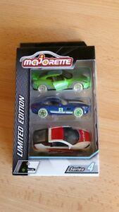 Majorette 212054015 - Limited Edition Series 4 - Set 2 (7 - 8cm) - Neu