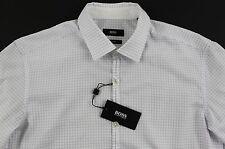 item 4 Men's HUGO BOSS White Plaid RICCARDO Shirt XL Extra Large NWT NEW  $155+ Slim Fit -Men's HUGO BOSS White Plaid RICCARDO Shirt XL Extra Large NWT  NEW ...