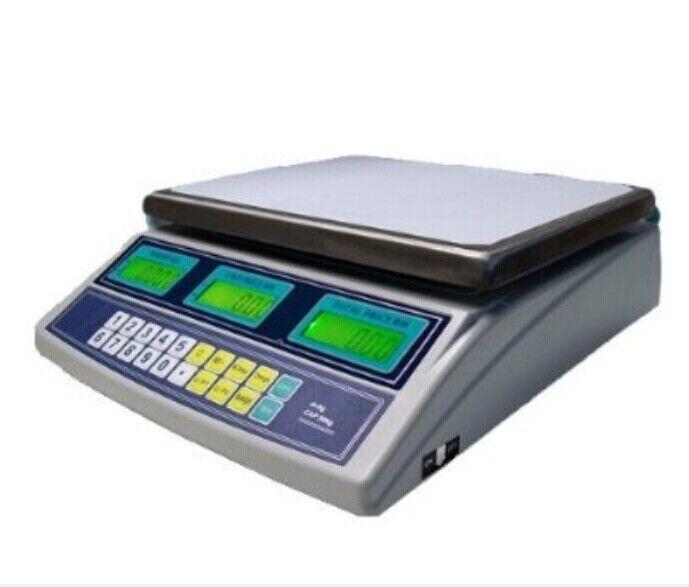 G & G BPS-F 30kg 1g Charger balance colis Balance Numérique-Balance