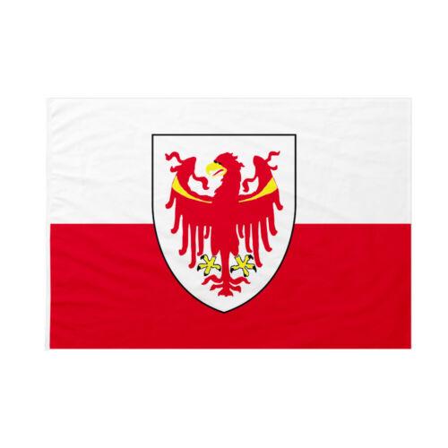 Bandiera da bastone Provincia autonoma di Bolzano 70x105cm