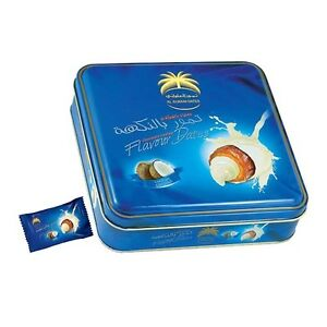 Premium-Coconut-Flavored-chocolate-DATES-Saudi-Arabia-snack-Vegan-200gm-Gift-Box