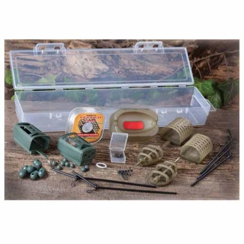 Behr Feeder Pêcher-complètement accessoires 56 Pièces BOX