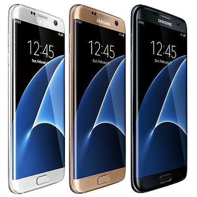 New Samsung Galaxy S7 Edge S6 EDGE S5 12MP 4G (FACTORY UNLOCKED) 32GB Phone MR