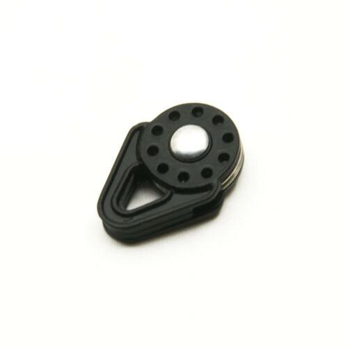 Heavy Duty Treuil Snatch Bloc Pour 1:10 Rc Crawler Voiture Off Road SCX10 D90 TRX-4