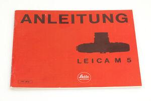 Leica-M5-Bedienungsanleitung-in-deutsch