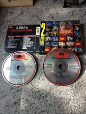 Doppel CD ABBA The Very Best Of Abba / Abbas Greatest Hits / Musik Laden