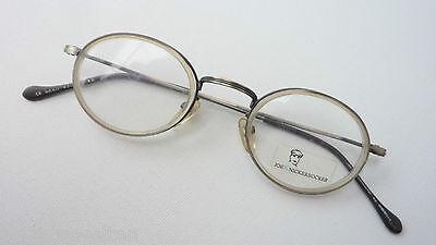 Knickerbocker Occhiali Ovali Versione Fuori Uso Occhiali Di Marca Oldschool Misura S-mostra Il Titolo Originale Sconti Prezzo
