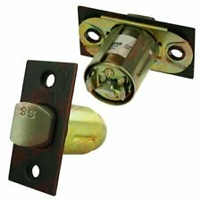 """Commercial Entry Door Latch UL Fire Rate 2-3//4/"""" Backset Oil Rubbed Bronze"""