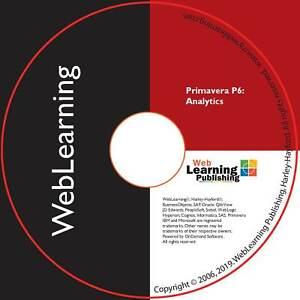 PRIMAVERA P6 Analytics Fundamentals auto-studio CBT